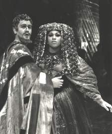Leontyne Price and Justino Diaz